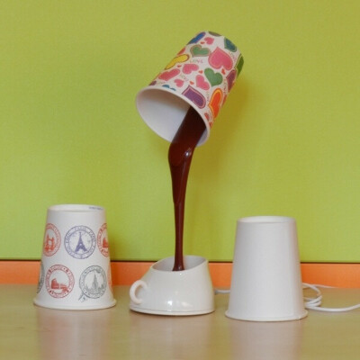 Лампа Чашка кофе