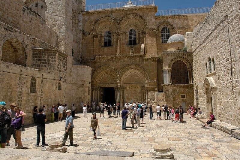 Хочу поехать в Иерусалим
