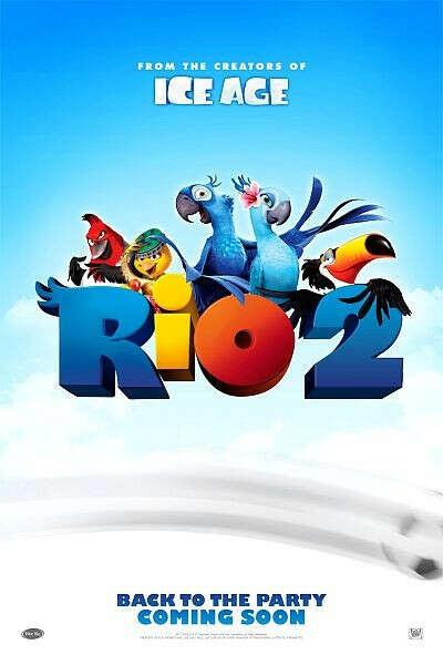 Посмотреть мультик Рио 2