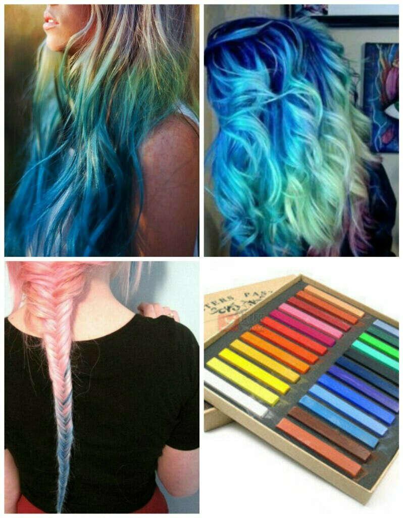 Мелки для волос ♥♥♥