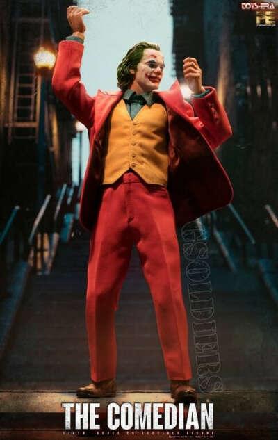 Hot Toys the comedian (Joker Phoenix)