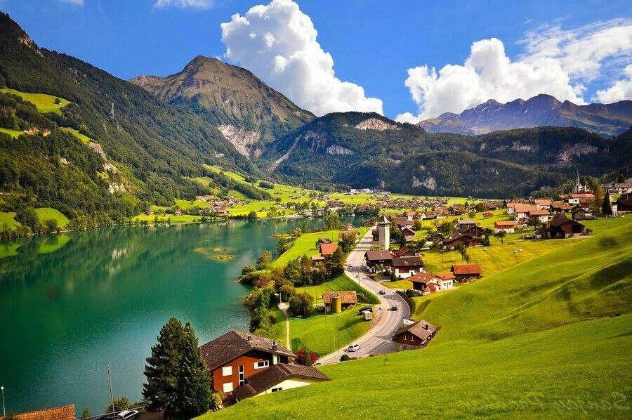 отдохнуть в швейцарии