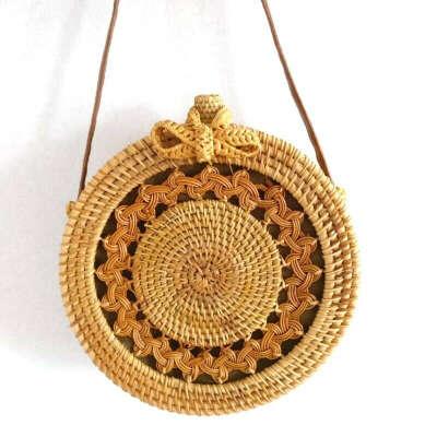 Плетёная сумка Бали