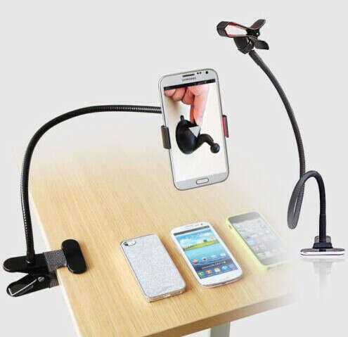 Универсальный ленивый кровать рабочего автомобильный комплект держатель для сотового телефона для iPhone галактики PSP купить в магазине Bliss Trade Co., Ltd. на AliExpress
