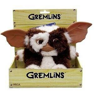 Плюшевый Гремлин Гизмо (Gremlins Plush Gizmo) 20 см - купить недорого в интернет-магазине игрушек Super01