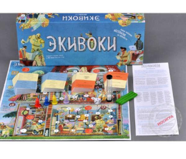 Игра Экивоки 2 издание