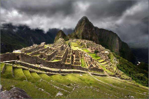 Хочу посетить Перу Мачу-Пикчу.