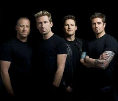 На концерт Nickelback