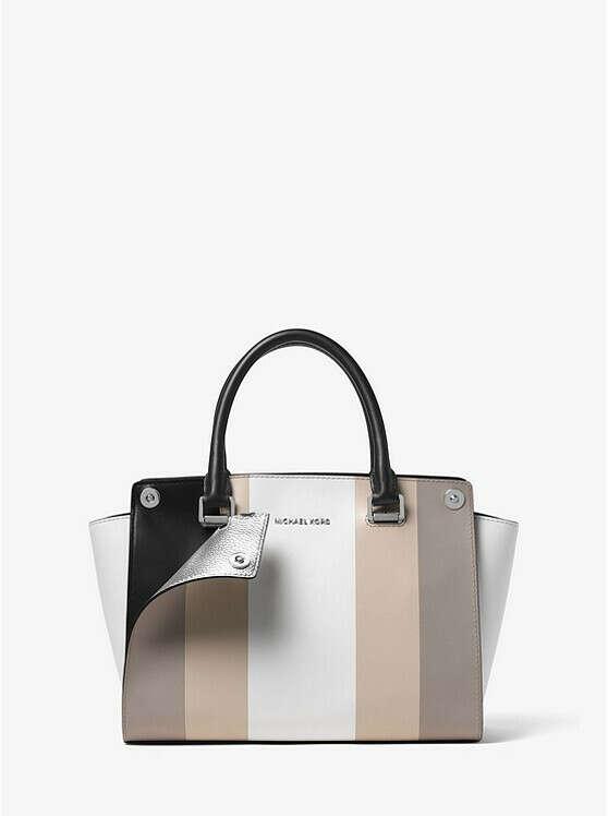 Selma 3-in-1 Medium Leather Satchel | Michael Kors