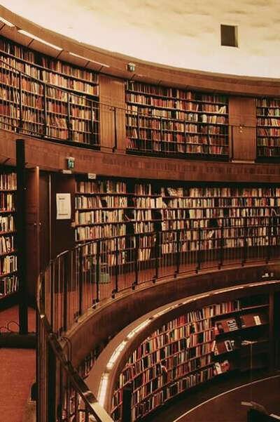 Домашнюю библиотеку