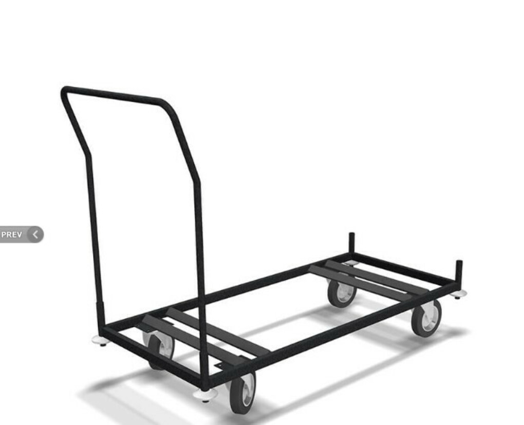 Slimfold™ Table Trolley