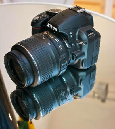 Фотоаппарат Nikon D3100 Kit