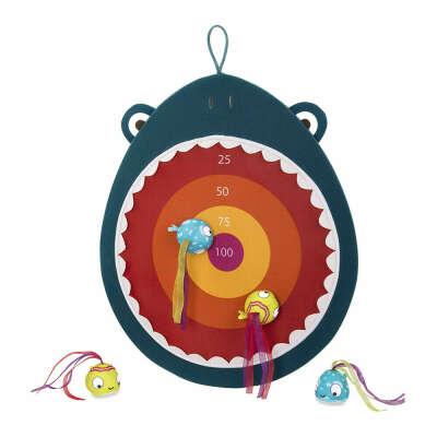 Гра для розвитку Battat Голодна акула (BX1638Z) купити в Києві, Україні за вигідною ціною   【Будинок іграшок】