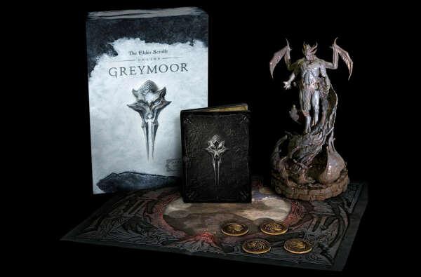TESO: Greymoor. Physical Collector's Edition