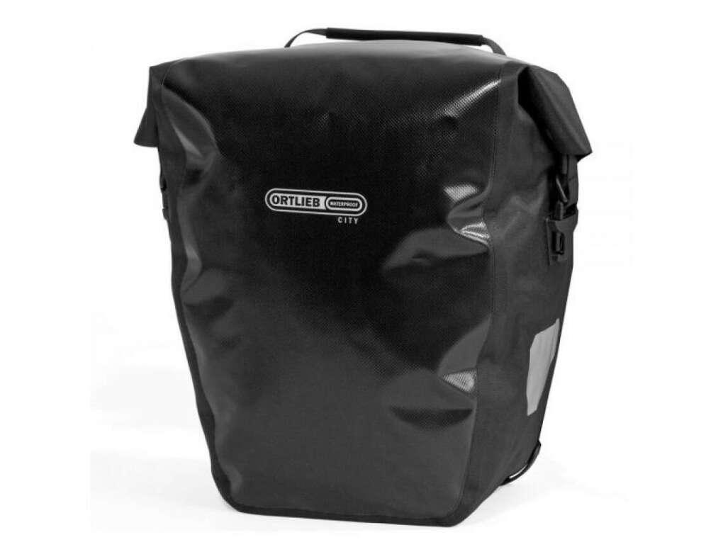 Гермосумка велосипедная ORTLIEB Back-Roller City 20 лит. черная