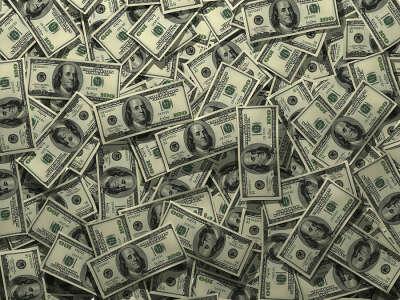 много-много денег