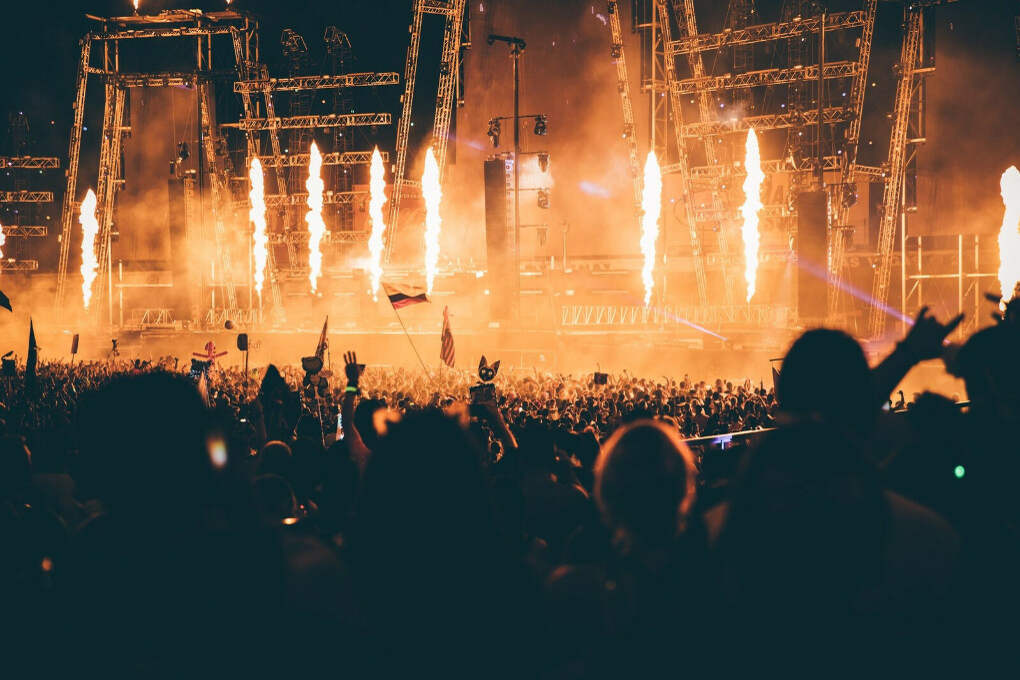 На фестиваль Park Live 2020