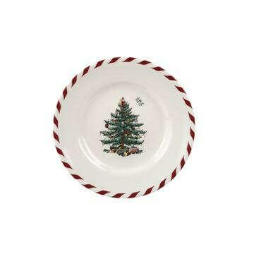 Набор тарелок-канапе (4 шт)