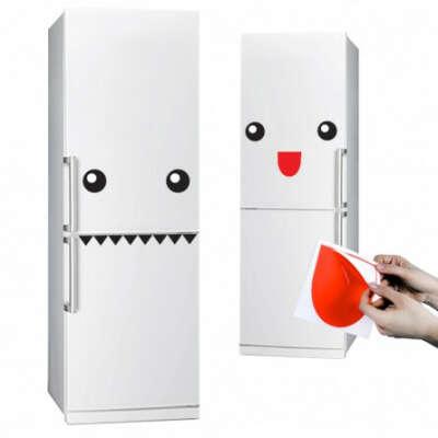 Набор наклеек на холодильник Fridge Monster