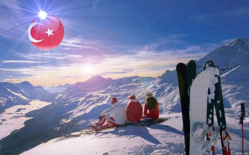 Экзотическая Турция: горнолыжные курорты ждут туристов