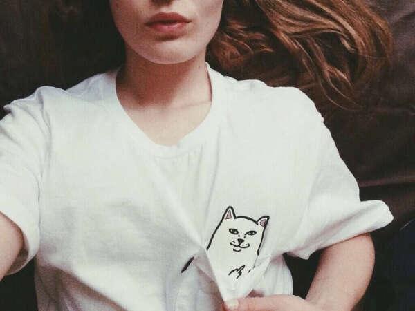 Lord Nermal T-Shirt (White)