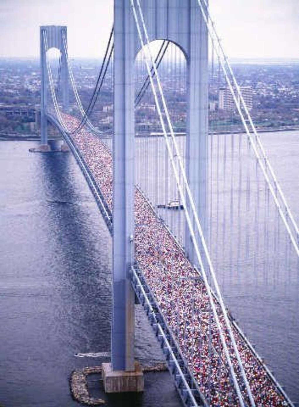 Слот на Нью-Йоркский марафон