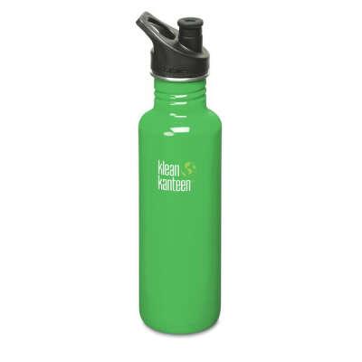 Бутылка Klean Kanteen Classic 800 мл зеленая