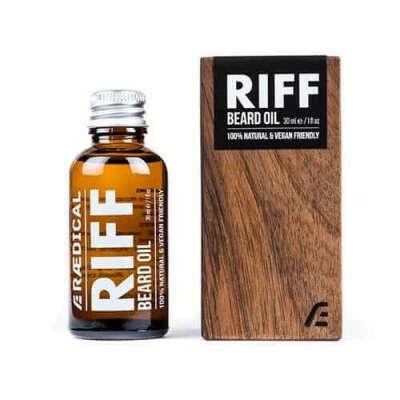 Ulei de barbă Raedical Riff Beard Oil 30 ml - ibarber.ro