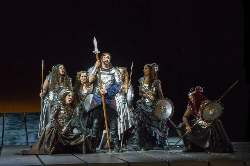 Билеты на оперу Вагнера из цикла Кольцо нибелунга