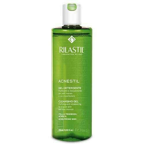 Rilastil ACNESTIL Очищающий гель восстанавливающий баланс, 250 мл