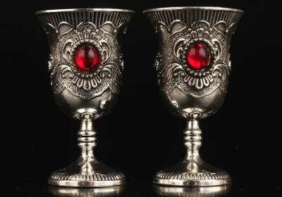 Средневековые бокалы