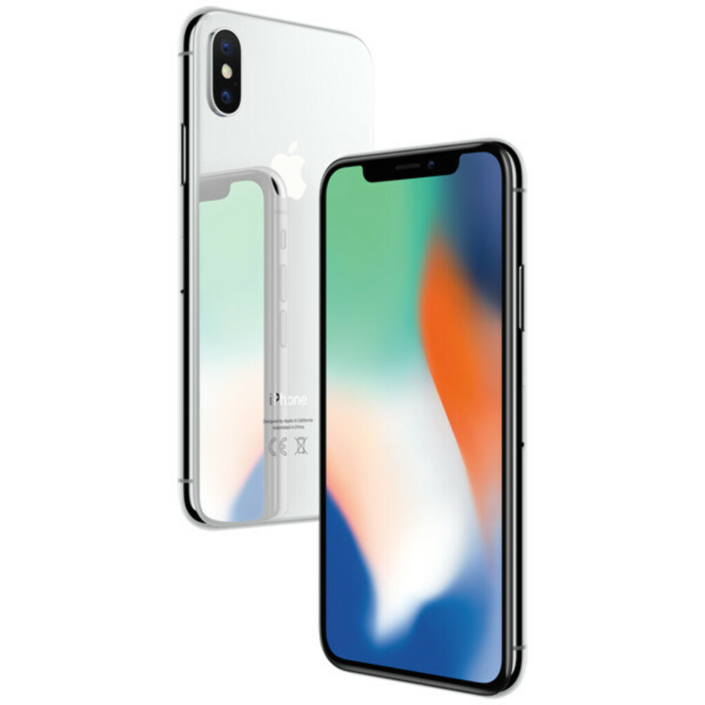 Apple IPhone Apple iPhone X 64GB Silver