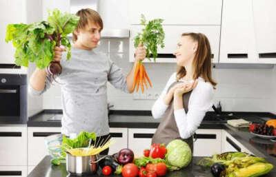 Стать вегетерианцем