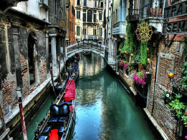 Поездка в Венецию