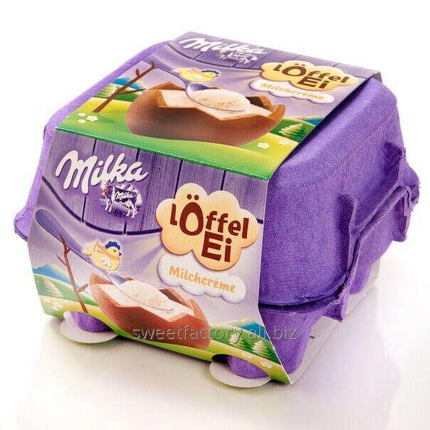 milka shoko eggs
