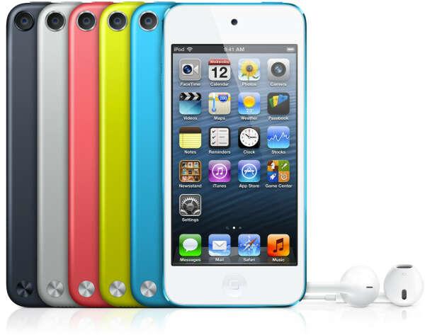 Хочу  iPod Touch 5G 32GB Blue