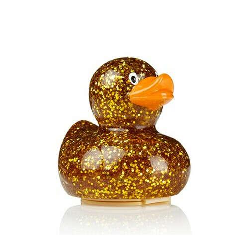 "Блеск для губ ""Glitter Duck Gold - Creme Brulee"""