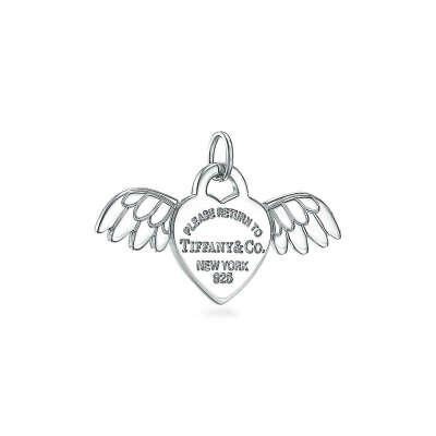 Tiffany&Co Return to Tiffany® Angel Heart Tag Charm