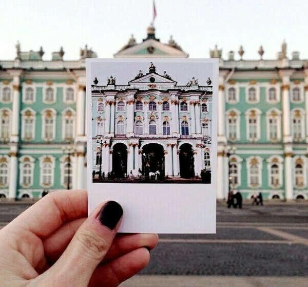 поездку в Санкт-Петербург