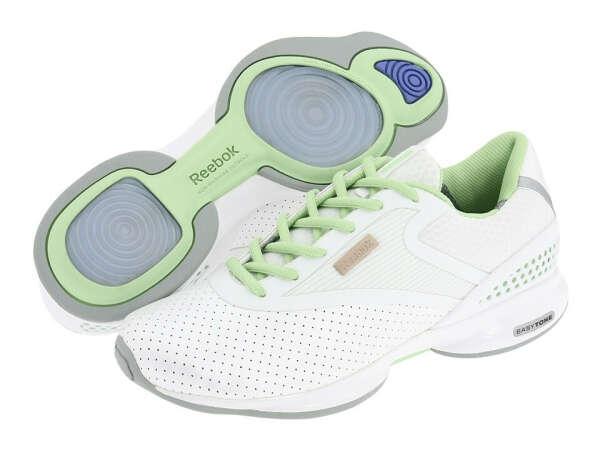 EasyTone Go Outside Women's Shoes Silver/Green