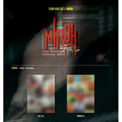 Альбомы Stray Kids — MIROH