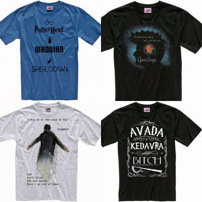 Фандомные футболки
