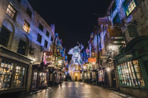 поехать парк Гарри Поттера в Орландо
