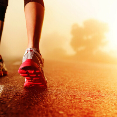 Пробежать 5 км без остановки