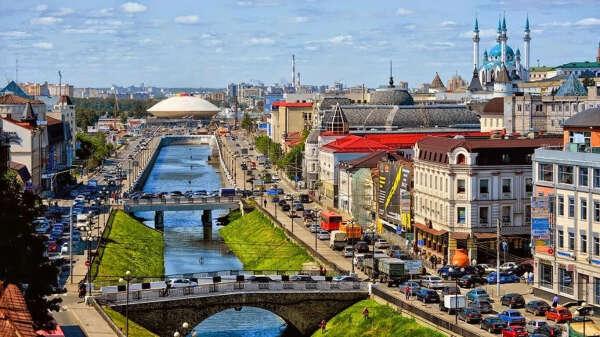 Жить в Казани!!!!