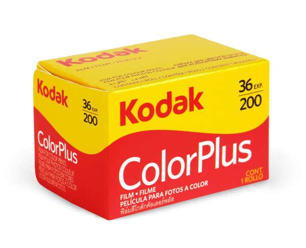 Пленка Kodak color plus