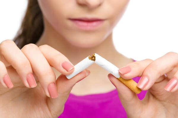 Я веду здоровый образ жизни, свободный от курения