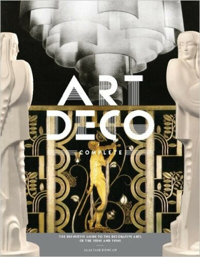 Art Deco Interiors: Decoration and Design Classics of the 1920s and 1930s                                Paperback
