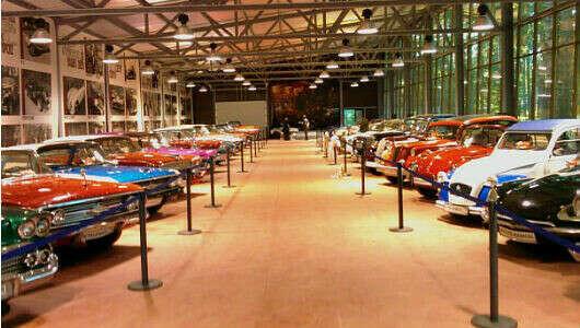 Музей автомашин