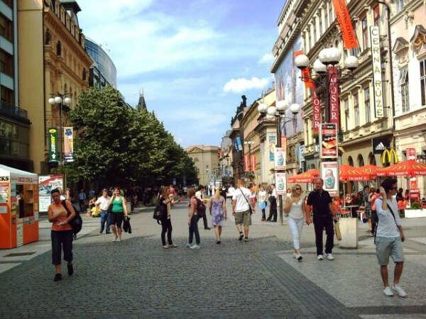 Шоппинг в Чехии